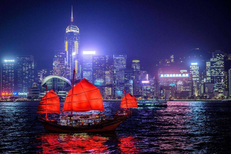 La galère de la dernière jonque hongkongaise