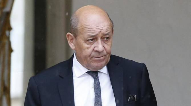 Le chef de la diplomatie française vante les mérites du Rafale à Zagreb