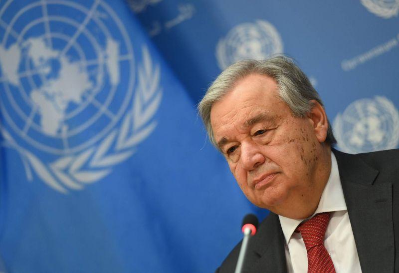 Le chef de l'ONU déplore l'absence de solidarité après 2 millions de morts
