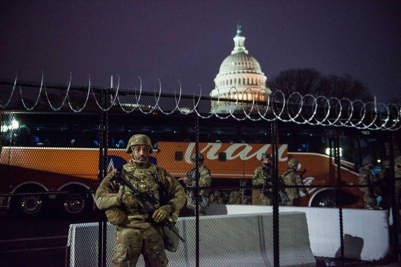 Facebook empêche la création d'événements à Washington avant l'investiture de Joe Biden