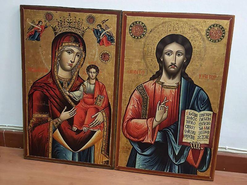 Le Liban restitue deux icônes religieuses du XVIIIe siècle volées à la Grèce