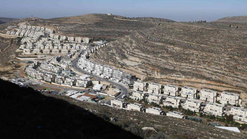 Israël autorise la construction de près de 800 logements dans des colonies