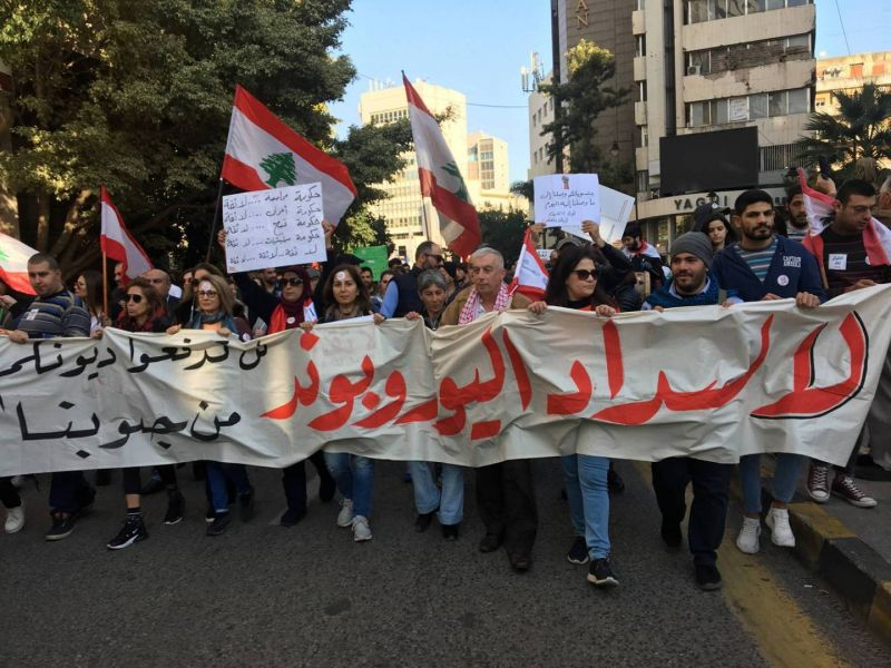Dangerous liaisons: How finance and politics are inextricably linked in Lebanon — part I of II