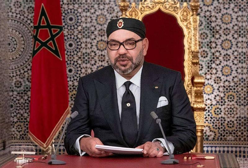 Trump accorde la Légion du mérite au roi du Maroc Mohammed VI