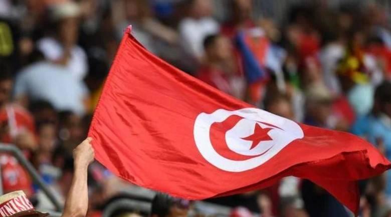 Manifestation de Tunisiens blessés lors de la révolution de 2011