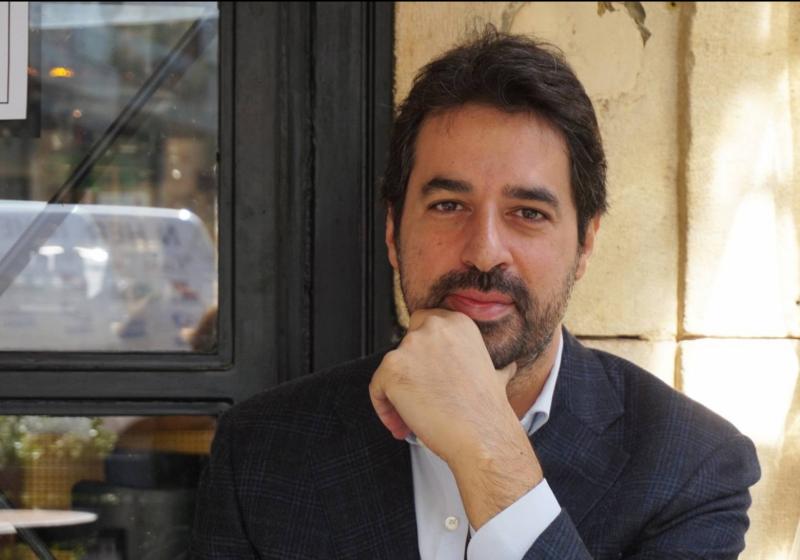 Albert Kostanian: J'ai pris le parti du journaliste engagé mais très réservé