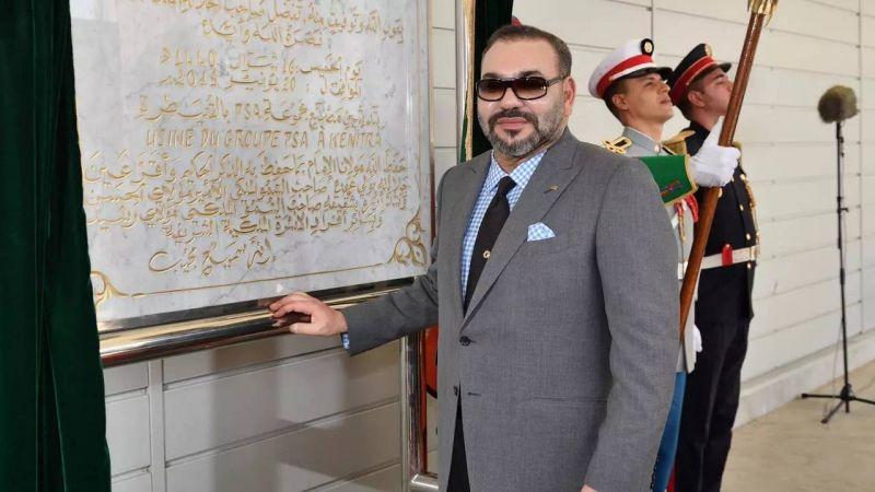Le roi du Maroc donne le coup d'envoi de la campagne nationale de vaccination