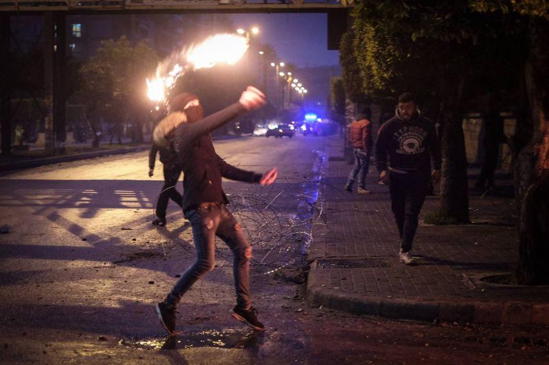 La colère continue de gronder à Tripoli pour le 4e jour consécutif