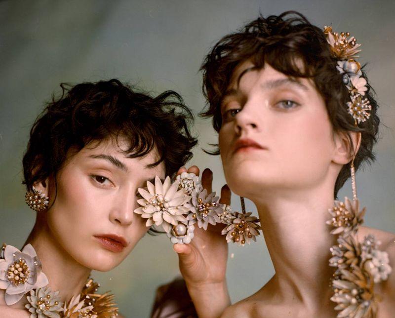 Krikor Jabotian en mode Renaissance, littéralement