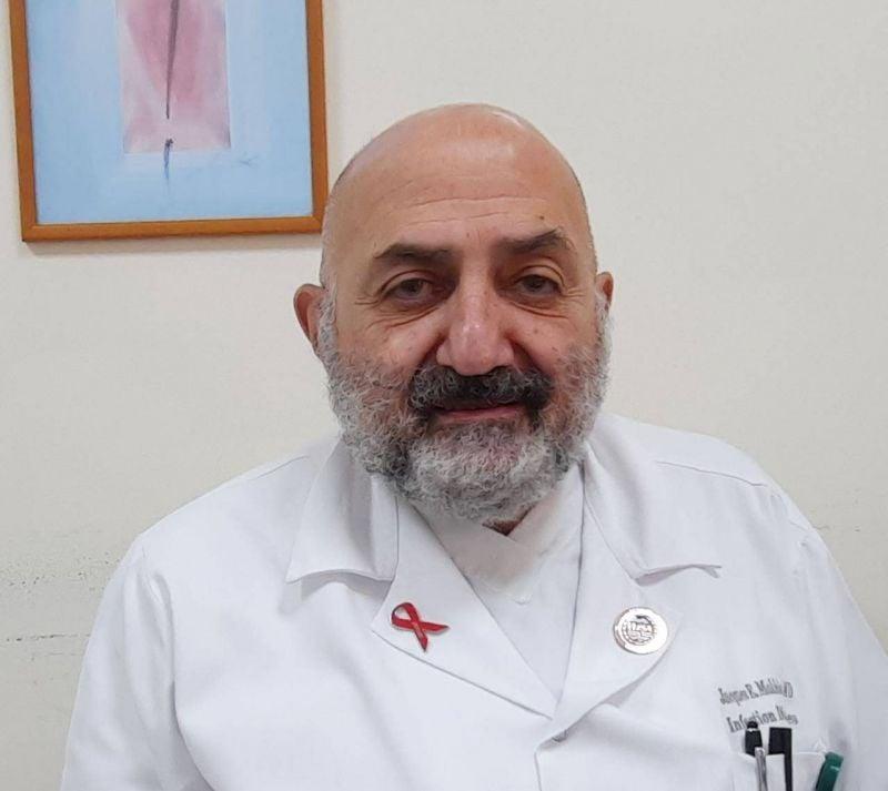 Jacques Mokhbat: L'impact de l'épidémie sur la santé va au-delà des chiffres annoncés au quotidien
