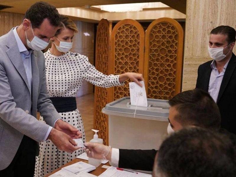 Pour Moscou, le test du scrutin présidentiel syrien