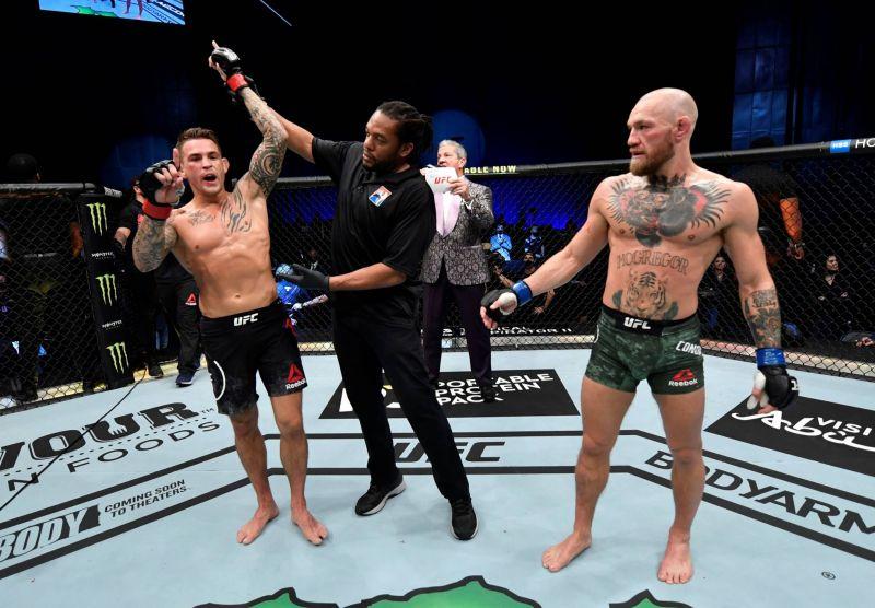 MMA : Dustin Poirier bat Conor McGregor par K.-O en UFC