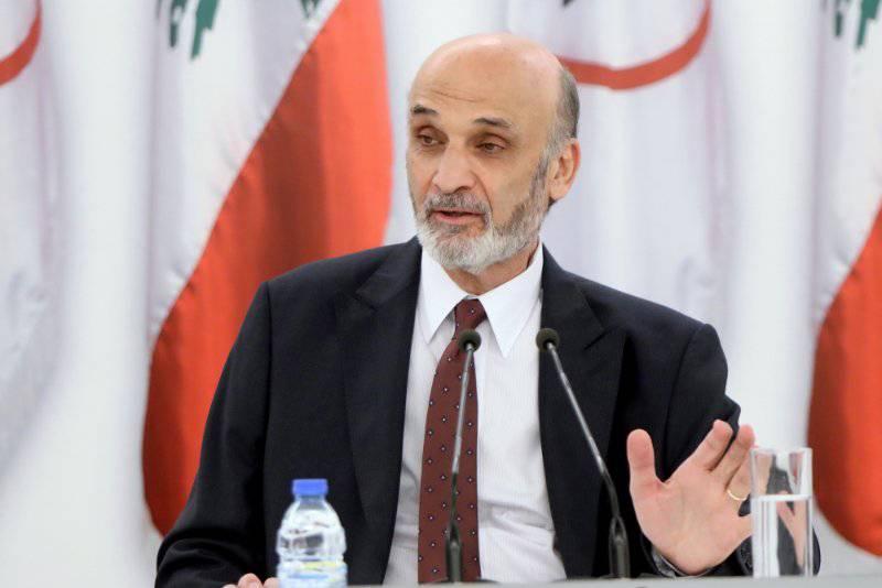 Geagea à «L'OLJ»: La formation d'un front d'opposition bute sur de grands obstacles