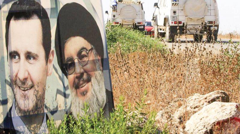 De l'eau dans le gaz entre le Hezbollah et Damas ?