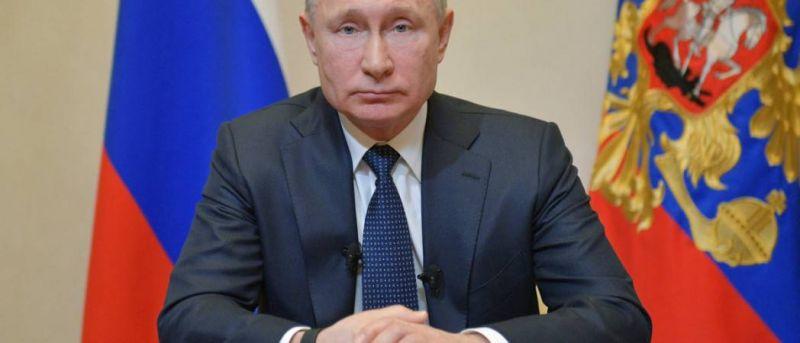 Poutine salue la prolongation du traité New Start