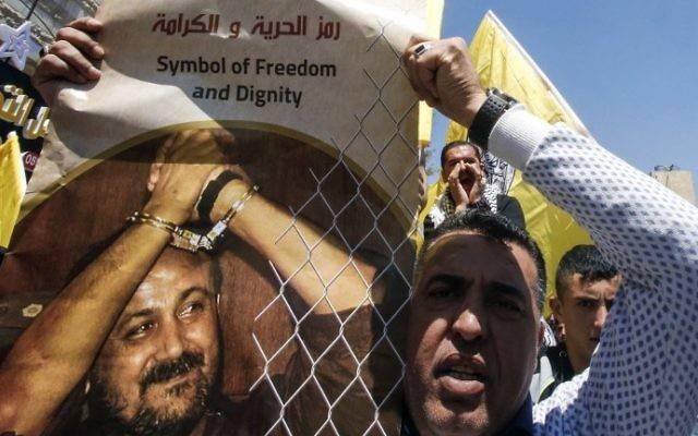 L'ombre de Marwan Barghouti plane sur la présidence palestinienne