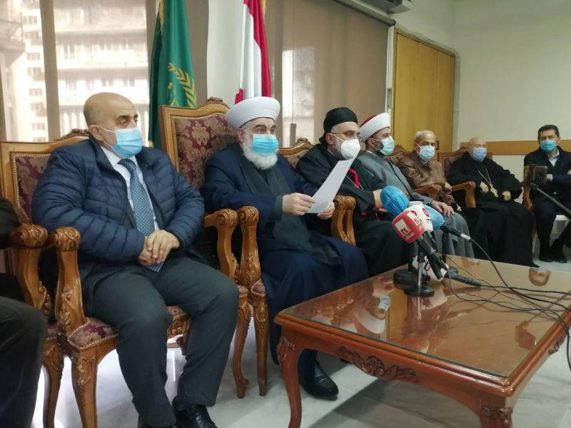 Les ténors sunnites mettent en garde contre l'exploitation politique de la révolte à Tripoli