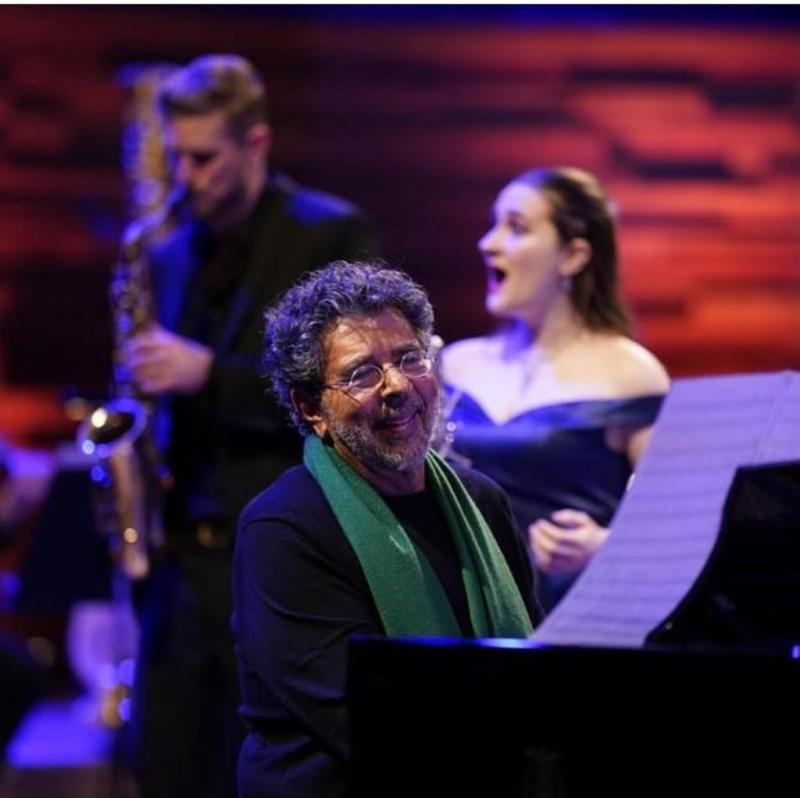 Hommage en musique de Gabriel à Yared