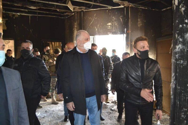 Des manifestants viennent de tout le Liban soutenir les révoltés de Tripoli