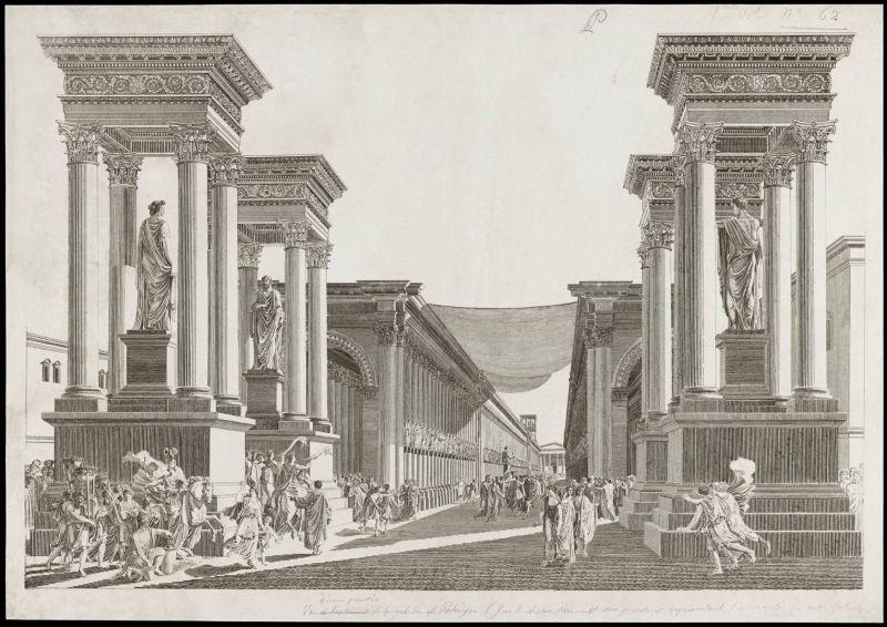 Les vestiges de Palmyre, la  «perle du désert», accessibles en ligne