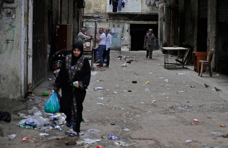Tripoli, une ville livrée à la pauvreté