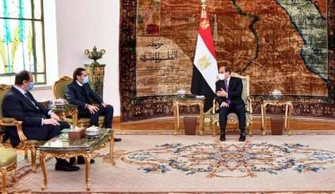 L'Égypte apporte son soutien aux efforts de Hariri