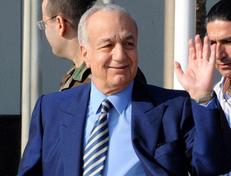 Michel Murr, vétéran de la politique libanaise, est décédé des suites du Covid-19