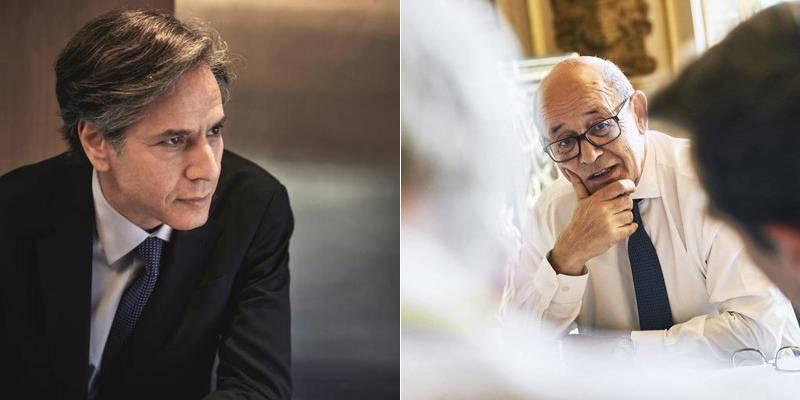 Ferme rappel à l'ordre franco-US aux autorités pour former un gouvernement