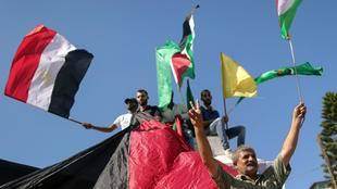 Début des discussions entre Hamas et Fateh au Caire