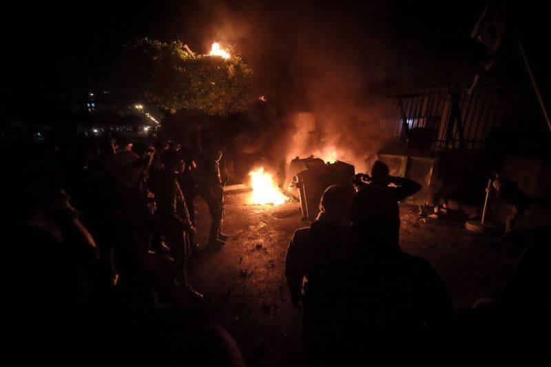 Lebanon: The spectacle of disintegration