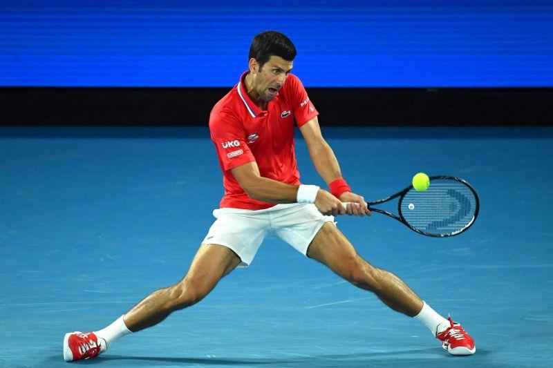 Djokovic contre le reste du monde
