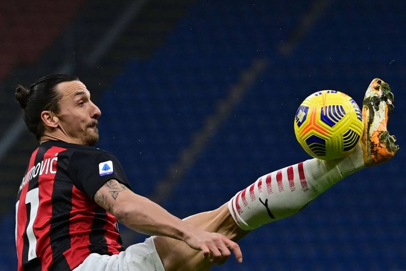 L'AC Milan reprend la tête de la Serie A
