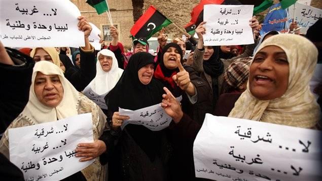 La fin de la partition de la Libye n'est pas pour demain