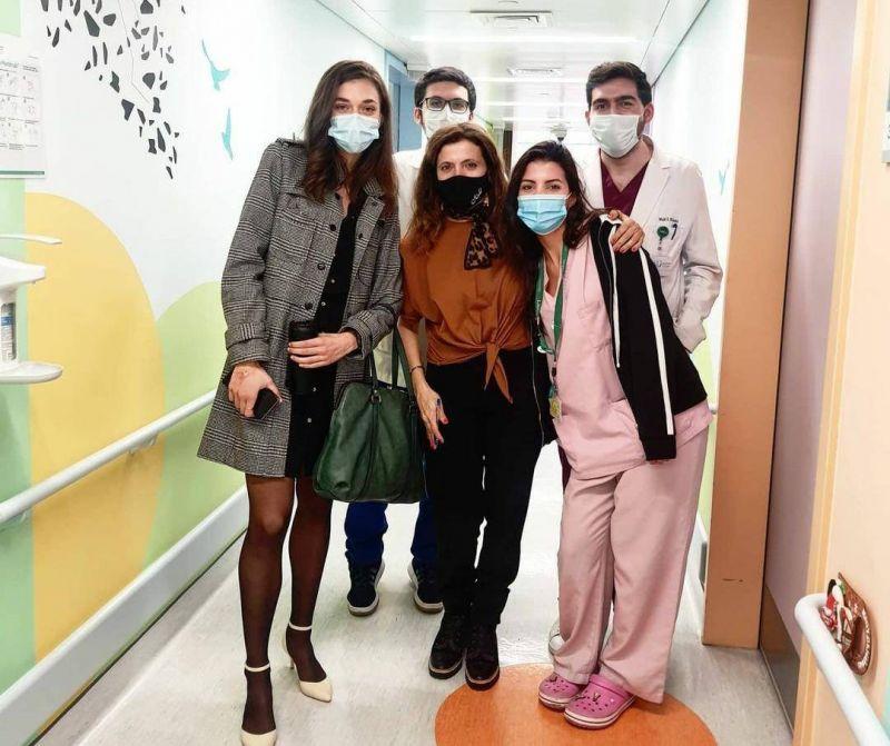 Depuis Nice, Kids Health Fund soutient les enfants libanais atteints de cancer