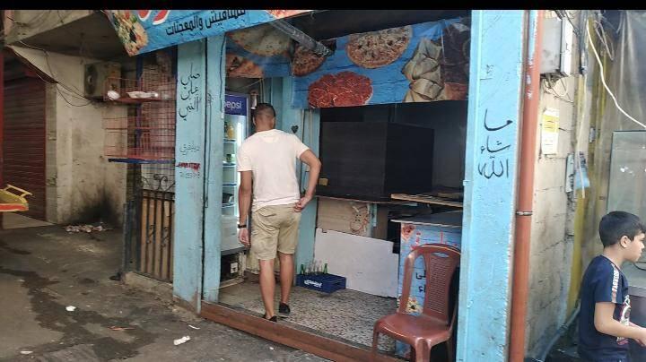 Dans le camp de réfugiés de Aïn el-Héloué, le coronavirus se propage rapidement