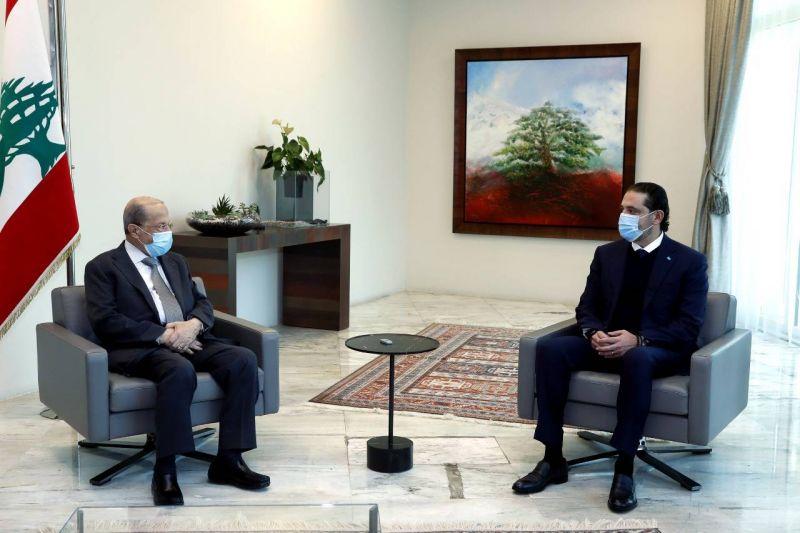 Hariri après son entretien avec Aoun : Pas d'avancée sur la formation du gouvernement