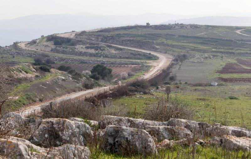 Israël lance des manœuvres militaires le long de la frontière avec le Liban