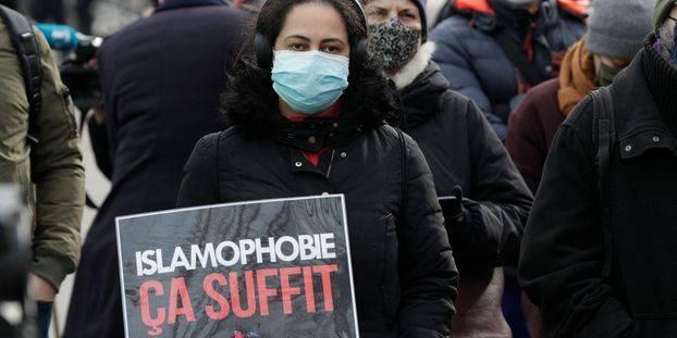 Manifestation à Paris contre le projet de loi dit