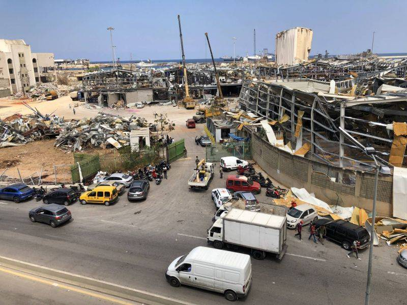 Taxpayers' rights body denounces the decision to tax aid received by Aug. 4 Beirut blast victims