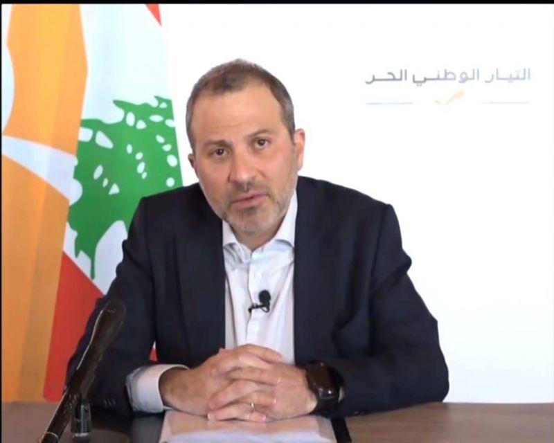 Bassil propose un cabinet de 20 avec un ministre chrétien ne relevant pas de Aoun