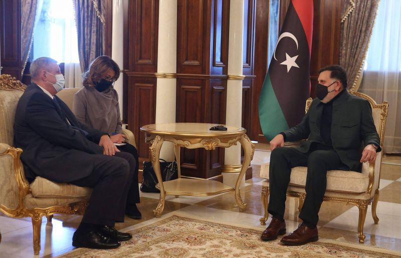 Depuis l'insurrection contre Kadhafi en 2011 jusqu'au cessez-le-feu du 23 octobre 2020