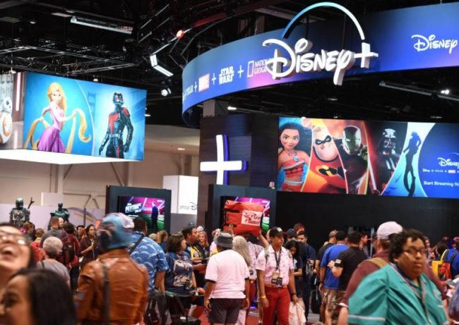 Les héros de Disney talonnent le pionnier Netflix