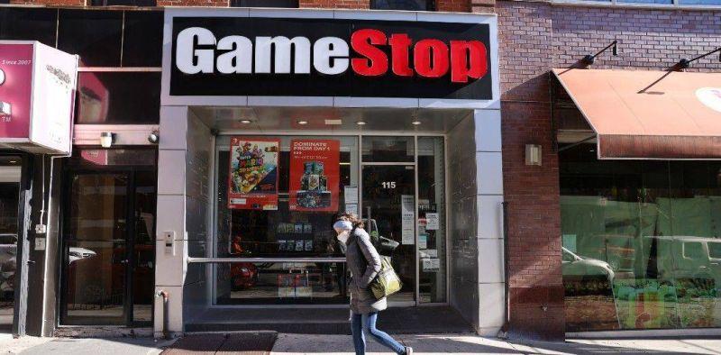 Game Stop «perturbe l'ordre établi», estime la Kim Kardashian de la finance