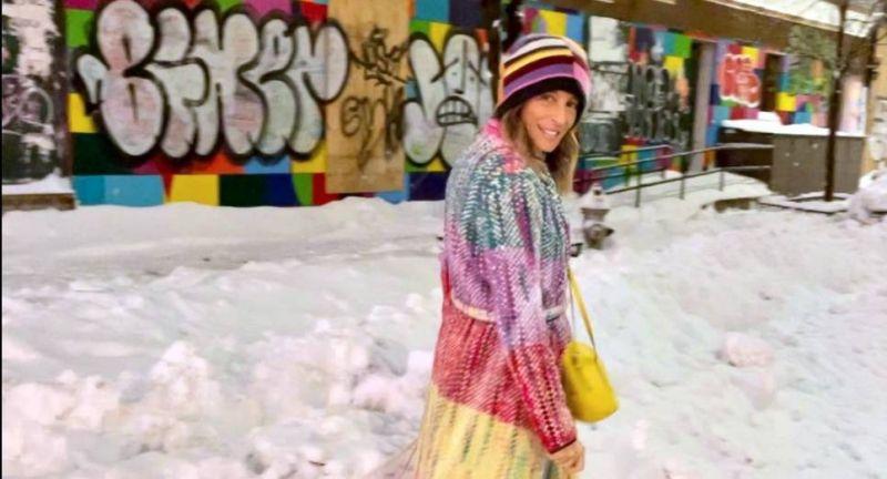 Mira Mikati ramène la gaîté aux Galeries Lafayette