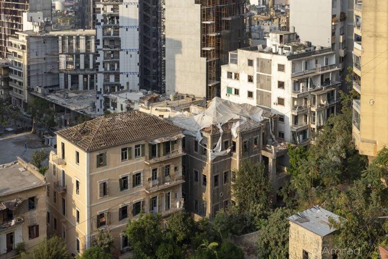 Remettre le patrimoine au cœur de la réhabilitation de Beyrouth
