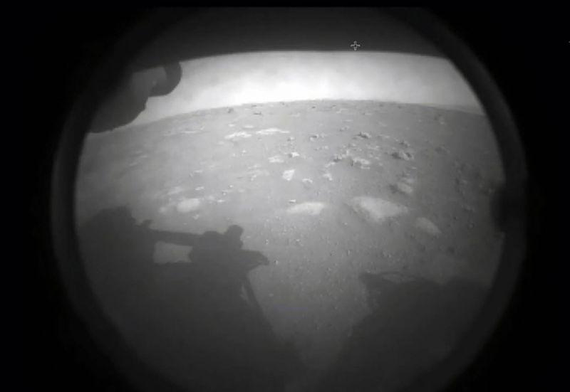 La quête de vie ancienne sur Mars peut commencer