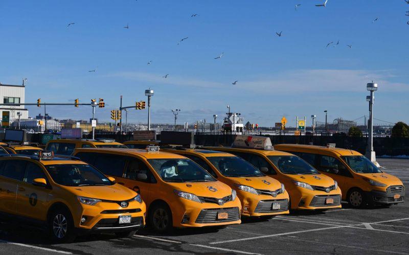 Les taxis jaunes, une institution new-yorkaise en voie de disparition ?