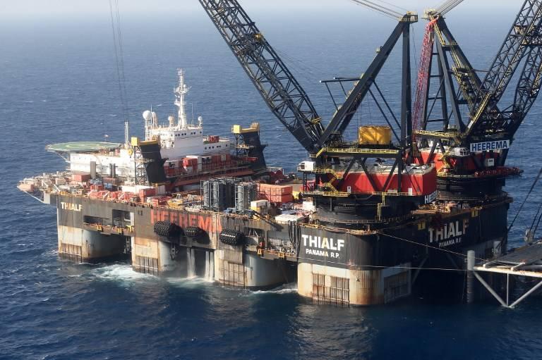 Accord Israël-Égypte pour la construction d'un gazoduc offshore