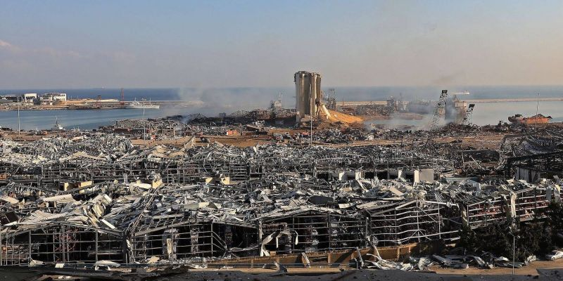 The Beirut port blast investigation is on hold after a court decision to remove the judge in charge of the probe