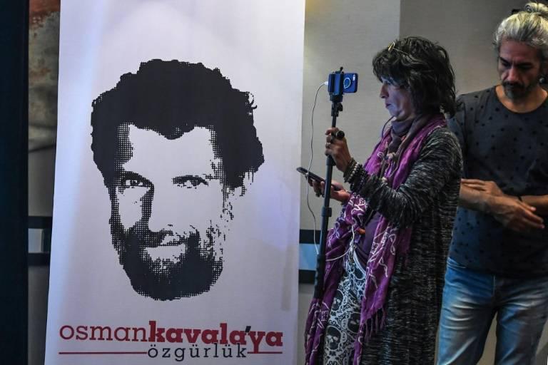 L'organisation du mécène Kavala dénonce une procédure